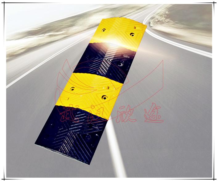 橡胶减速带/铸钢重型减速路拱